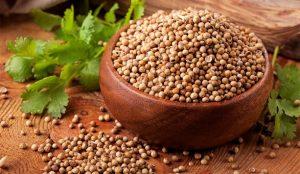 بسته بندی انواع دانه گشنیز لپه همدان