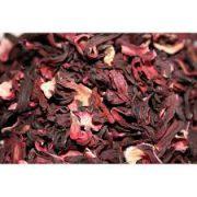 تهیه دمنوش چای ترش ایرانی