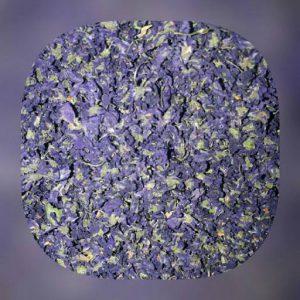 بسته بندی دمنوش گل بنفشه