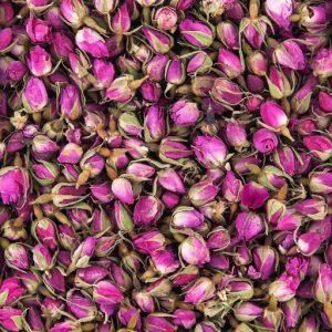 قیمت غنچه گل محمدی