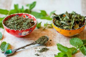 انواع سبزی خشک و مرغوب